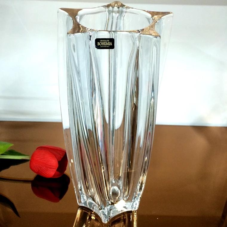 Antique Wedding Flower Glass Vasered Glass Vase Wholesalevase