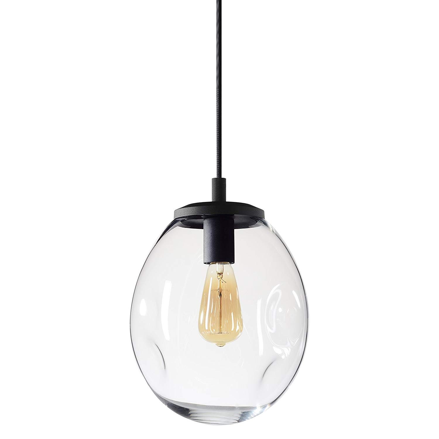 Pendant Lighting Handn Gl Drop Ceiling